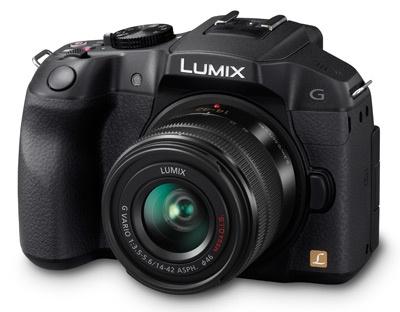Panasonic Lumix G6 400px