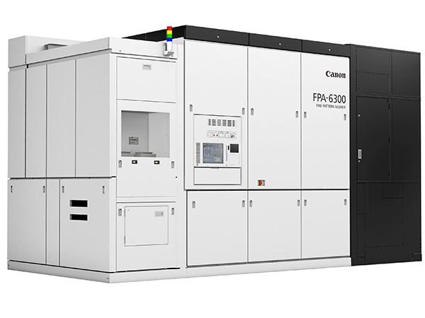 Lithografiemachine voor KrF-bronnen van Canon
