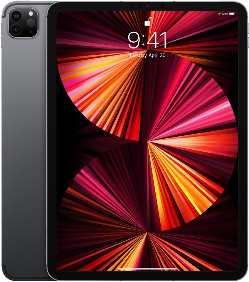 "Apple iPad Pro (2021) 11"" Wi-Fi + Cellular, 8GB ram, 128GB ..."