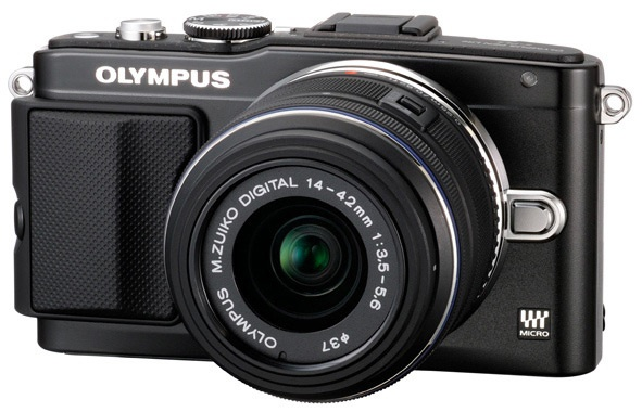 Olympus E-PL5 body