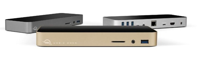 OWC USB-C Dock