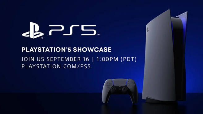 Sony PlayStation 5-showcase