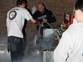 MSI Overklok Challenge 2008 - Vloeibare stikstof