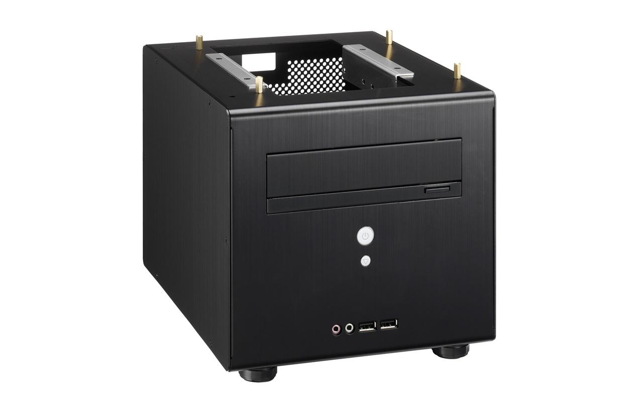Lian Li PC-Q06 Zwart
