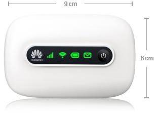Huawei E5331 MiFi-router van KPN