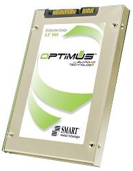 Optimus-ssd van Smart Modular Technologies