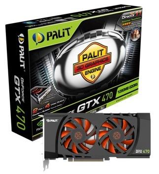 Palit Custom GTX 470