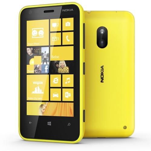 Nokia Lumia 620 Geel