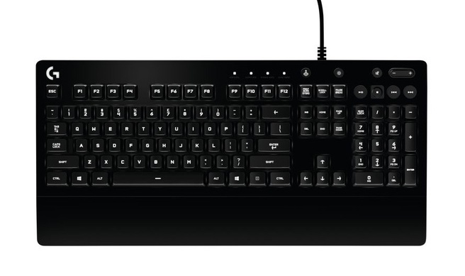 Logitech G213 Prodigy Gaming Keyboard RGB