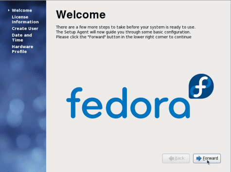 Fedora 12