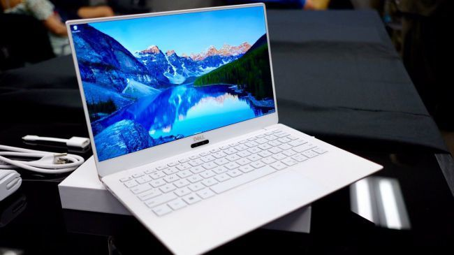 Dell XPS 13 2018 TechRadar