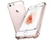Spigen Crystal Shell Apple iPhone SE Case - Rose Crystal
