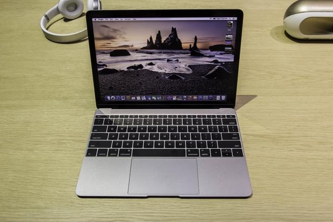 """Nieuwe 12"""" MacBook"""