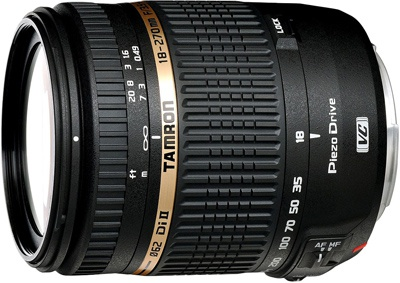 Tamron 18-270mm ultrasoon