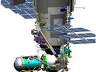 Installatie luchtsluis op Nauka met ERA - Afbeeldingen: Roskosmos