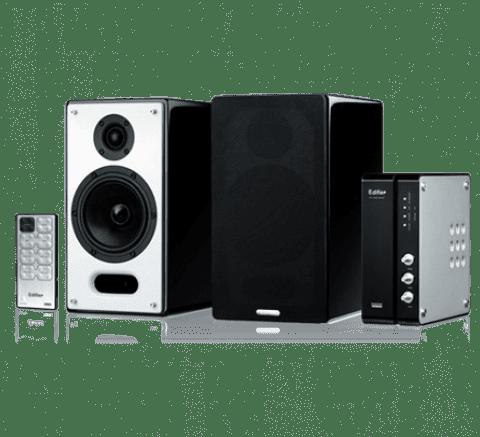 Edifier S2000 2.0 Studio Speakers - DjVe - Userreviews - Tweakers