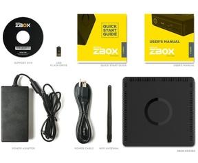 Zotac ZBOX Magnus ERX480 (+ Windows 10)