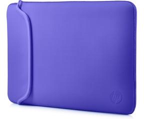 HP 15.6 Chroma sleeve Grijs, Paars