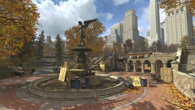 Modern Warfare 3 dlc - Park
