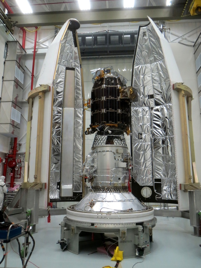 NASA's Ladee