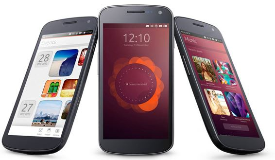 Galaxy Nexus met Ubuntu