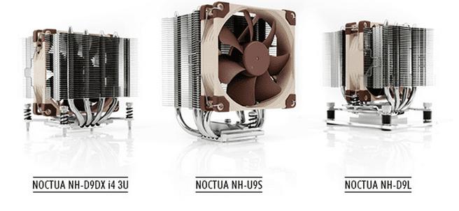 Noctua NH-serie processorkoelers