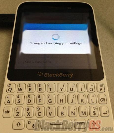 BlackBerry R-series