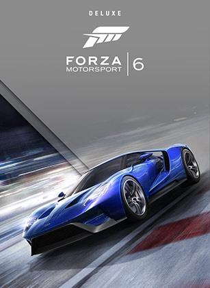 Forza Motorsport 6 Deluxe Edition