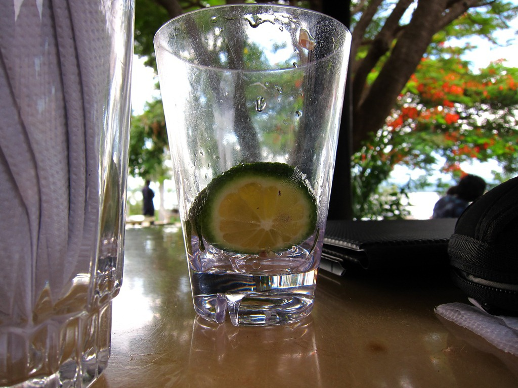 Gin Tonic without Gin Tonic