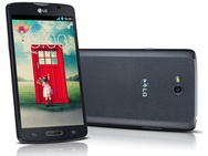 LG L80 Zwart