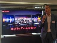 Toshiba oled
