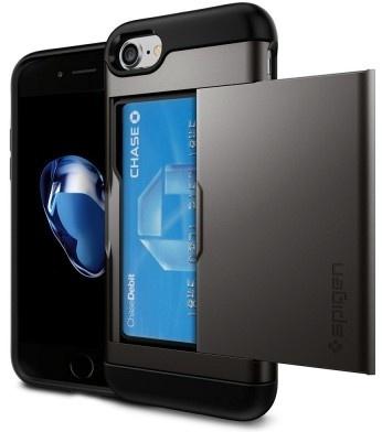 Spigen Slim Armor CS Apple iPhone 7 Case - 042CS20453 - Gunmetal