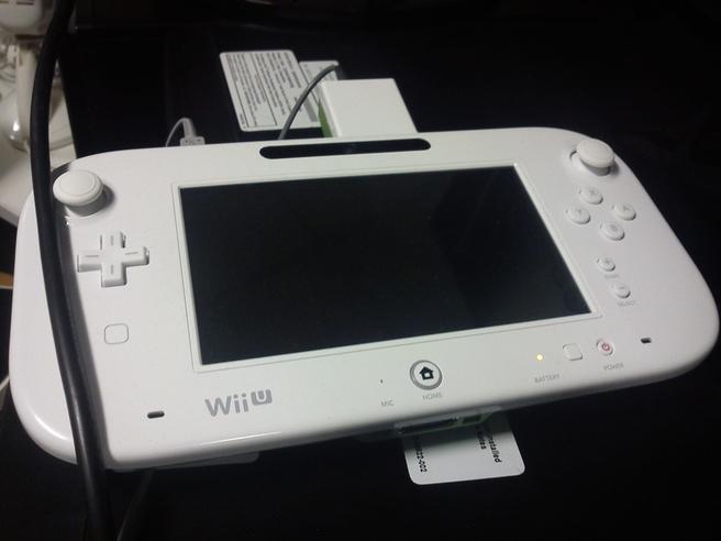 Mogelijk nieuwe layout Wii U-controller