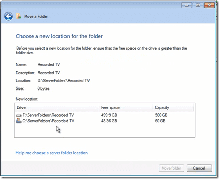 Windows Home Server 2011