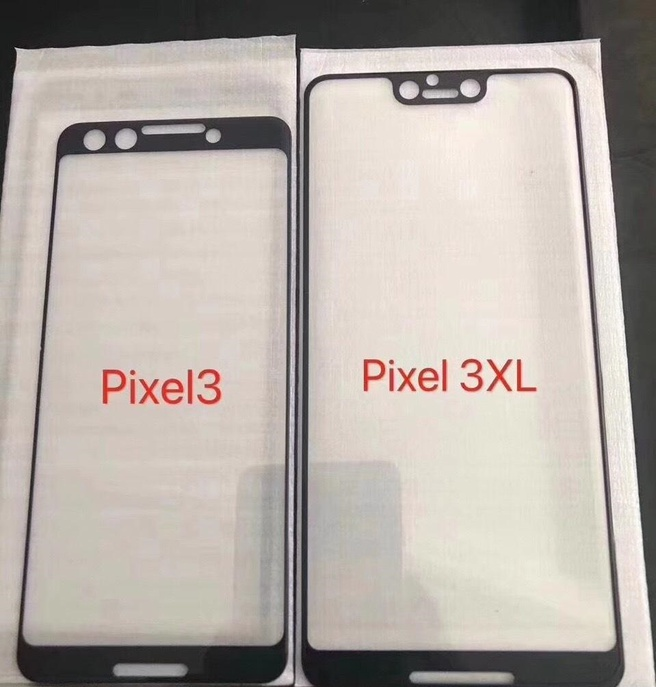 Screenprotector Pixel 3 en XL