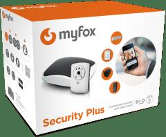 Myfox home control 2 centrale security plus pakket specificaties tweakers - Myfox home control ...