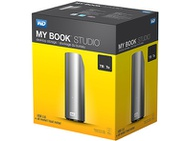 WD My Book Studio for Mac USB 3.0 3TB Aluminium