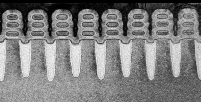 IBM gaa transistors