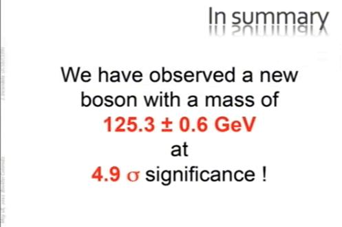 CERN maakt ontdekking boson bekend