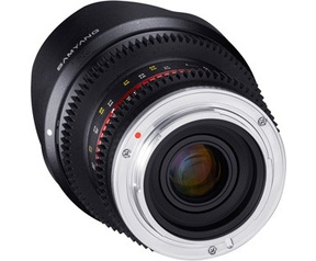 Samyang Optics 12mm T2.2 NCS CS