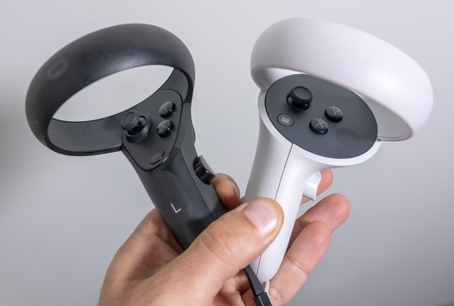 Quest controllers
