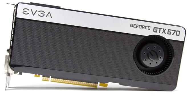 EVGA GTX 670 SC
