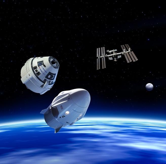 ISS capsules