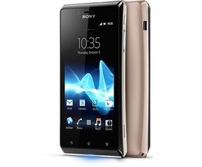Sony Xperia J Goud