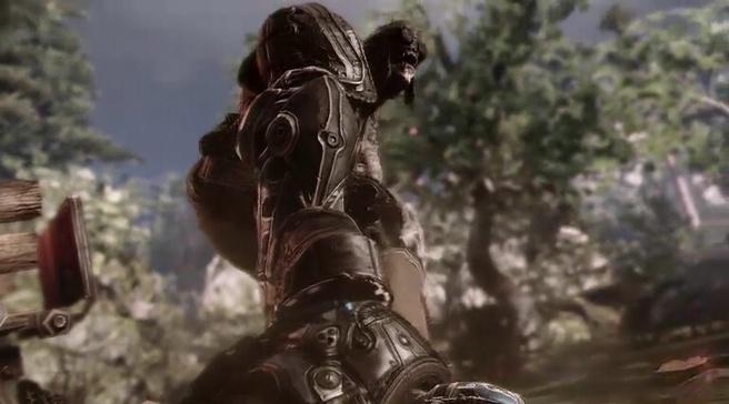 Xbox E3 2010 - Gears of War 3