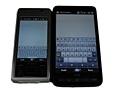 HTC HD2 met Xperia
