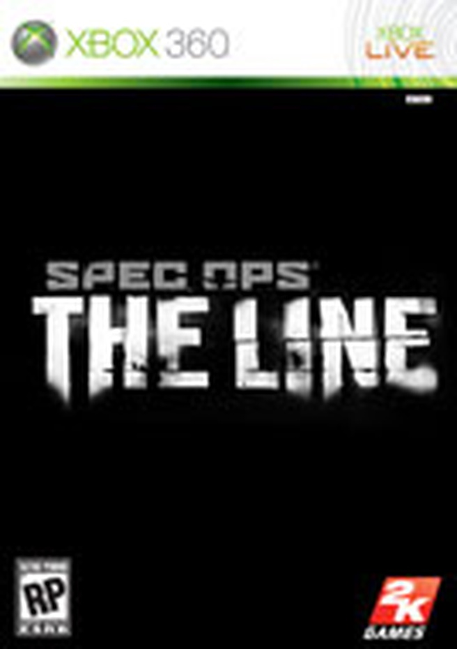 Box Spec Ops: The Line