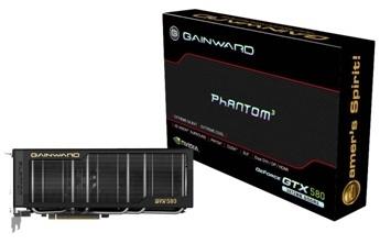 Gainward GTX 580 Phantom