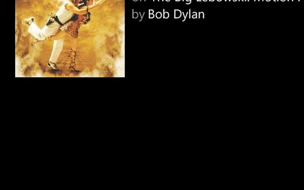 Muziekherkenning in Cortana, Windows Phone