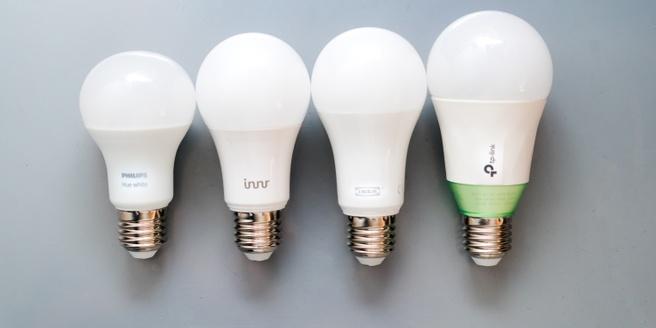 De vier lampen